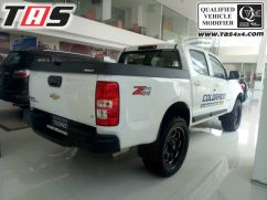Chevrolet Colorado PENUTUP BAK DECKCOVER AEROKLAS SPEED COLORADO TAS4X4 19012019