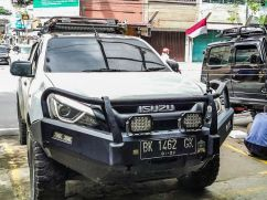 Aksesoris Offroad 6 INCHI QUAD LIGHT 60 W WILD FOREST COMBINATION TAS4X4 6 inchi quad light 60 w wild forest combination tas4x4 1