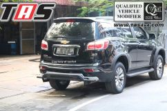 Chevrolet Colorado BUMPER BELAKANG FOREST CHEVROLATE TRAIBLAZZER TAS4X4 bb trailblazer 2