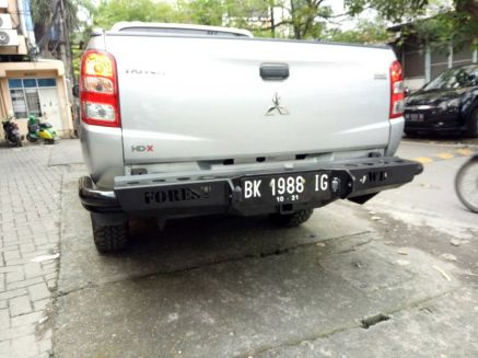 Triton 2015+ BUMPER BELAKANG MITSUBISHI ALL NEW TRITON US STYLE FOREST 1 bumper_belakang_bullbar_belakang_palang_belakang_mitsubishi_all_new_triton_fsu_style_forest_1