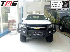 Chevrolet Colorado BUMPER DEPAN CHEVROLET COLORADO TAS 4X4 bumper depan colorado 1