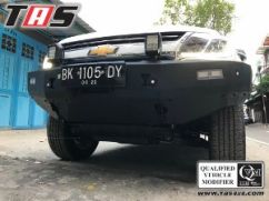 Chevrolet Colorado BUMPER DEPAN FOREST COLORADO TRAILBLAZZER bumper depan forest colorado trailblazzer tas4x4 2