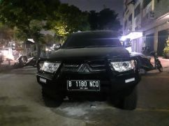 Fortuner 2015+ PALANG DEPAN FORTUNER WILD FOREST TAS4X4 bumper depan forest mitsubishi tas4x4 1