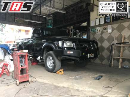 Ford Ranger 2007+ BUMPER DEPAN FOREST FORD 2007 2 ezywatermark180120111018118