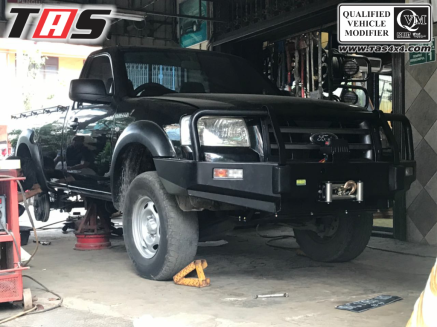 Ford Ranger 2007+ BUMPER DEPAN FOREST FORD 2007 3 ezywatermark180120111136136