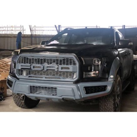 Ford Ranger 2015+ DELIVERY BODY PART FORD RANGER TO F150 WITH OEM CAR MATERIAL NOT FIBREGLASS TAS4X4 2 ford2