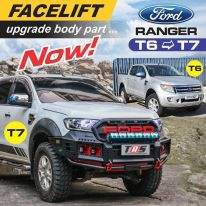 Ford Ranger 2011+ FORD RANGER T6 to T7 TAS 4X4 ford 1