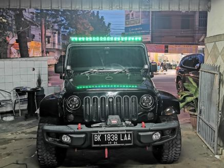 Jeep Wrangler JK/TJ LIGHT BAR JEEP JK WITH WILDFOREST MULTIFUNCTION LIGHT BAR 50 INCH TAS4X4 2 jeepjk