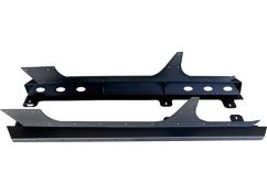 Jeep Wrangler JK/TJ PROTECTION RUNNING BOARD FOR 4DOORS JEEP WRANGLER JK TAS4X4 jp331109