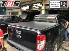 Ford Ranger 2011+ SOFTCOVER LIFT AND ROLL AEROKLAS FORD T6 TAS4X4 lift n roll