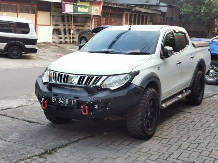 Triton 2015+ PALANG DEPAN WILD FOREST ALL NEW TRITON TAS4X4 2 palang_depan_wild_forest_all_new_triton_tas4x4_1