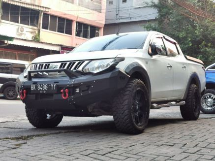 Triton 2015+ PALANG DEPAN WILD FOREST ALL NEW TRITON TAS4X4 1 palang_depan_wild_forest_all_new_triton_tas4x4_2