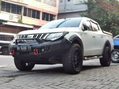Triton 2015+ PALANG DEPAN WILD FOREST ALL NEW TRITON TAS4X4 palang depan wild forest all new triton tas4x4 2