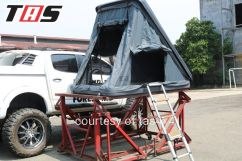 Aksesoris Offroad HARDTOP ROOF TENT FOR SUV MANUAL roof 1