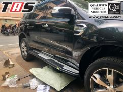 Ford Everest TANGGA SAMPING ABS FOREST FORD EVEREST TAS4X4 tngga samping everest