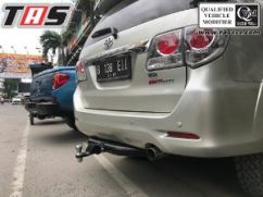 Fortuner 2011+ TOWING BAR ALL NEW FORTUNER towing bar all new fortuner tas4x4 1